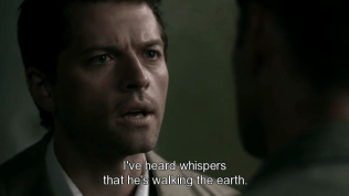 """""""Tôi nghe rằng hắn đang ở trên trái đất."""""""