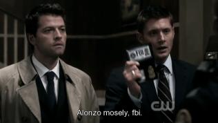 Dean tự giới thiệu.