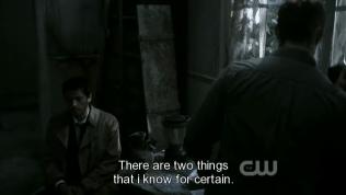 """""""Có hai điều mà tôi biết chắc chắn."""""""
