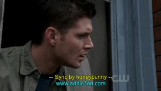 Dean đã lạc đến thế giới của năm 2014