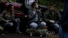 Tớ thích cái cách mà Cas dù thế nào vẫn ở bên Dean đến cùng.