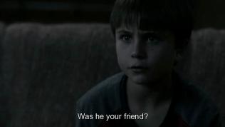 """""""Đó là bạn của chú à?"""" - Jesse hỏi."""