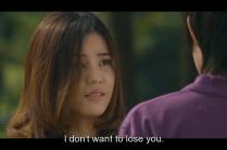"""""""Tớ không muốn mất cậu."""""""