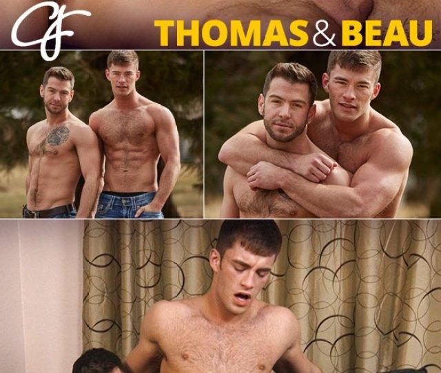 Corbin Fisher Thomas Pounds Beau Bareback
