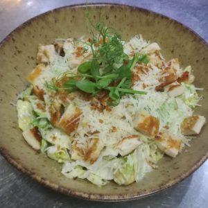 negro caesar salad
