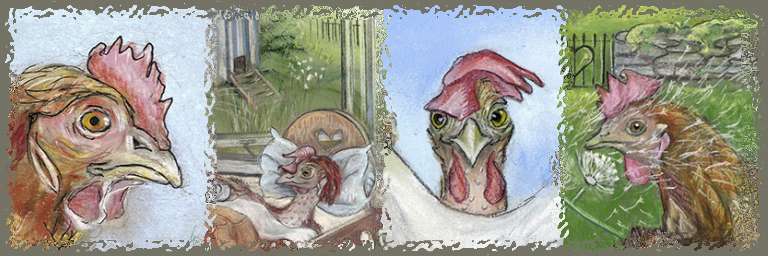 Chickens_watercolour_edge_effect_01