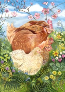 Motherly Love - Available in the Roaming Free Series.
