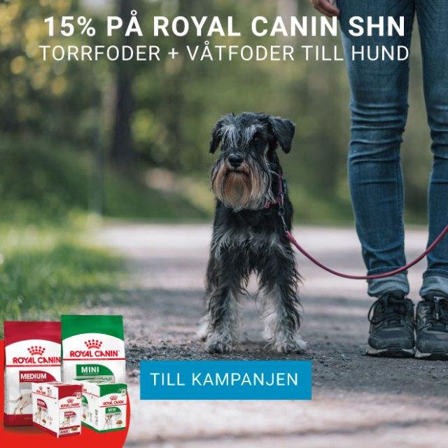 Denna bild har ett alt-attribut som är tomt. Dess filnamn är 660x660-15%25-pa%CC%8A-Royal-Canin-SHN-Torrfoder-+-Va%CC%8Atfoder-till-hund-svenska%20(1).jpg