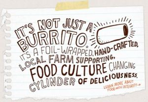 Chipotle Advertisement Cultivating a Better World Back to the Start Scarecrow