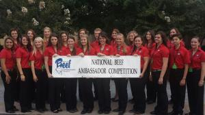 2014 National Beef Ambassador Springdale Arkansas