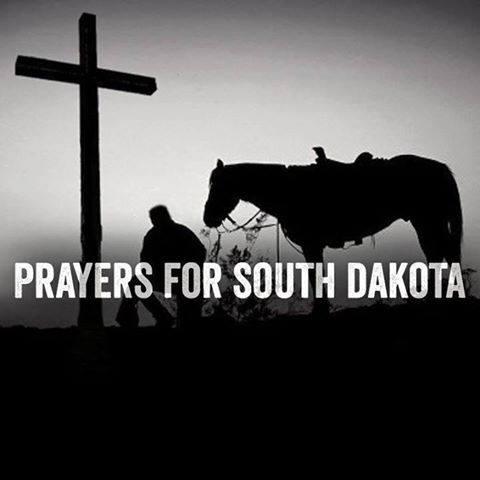 South Dakota Blizzard Winter Storm Atlas leaves devastation for ranchers