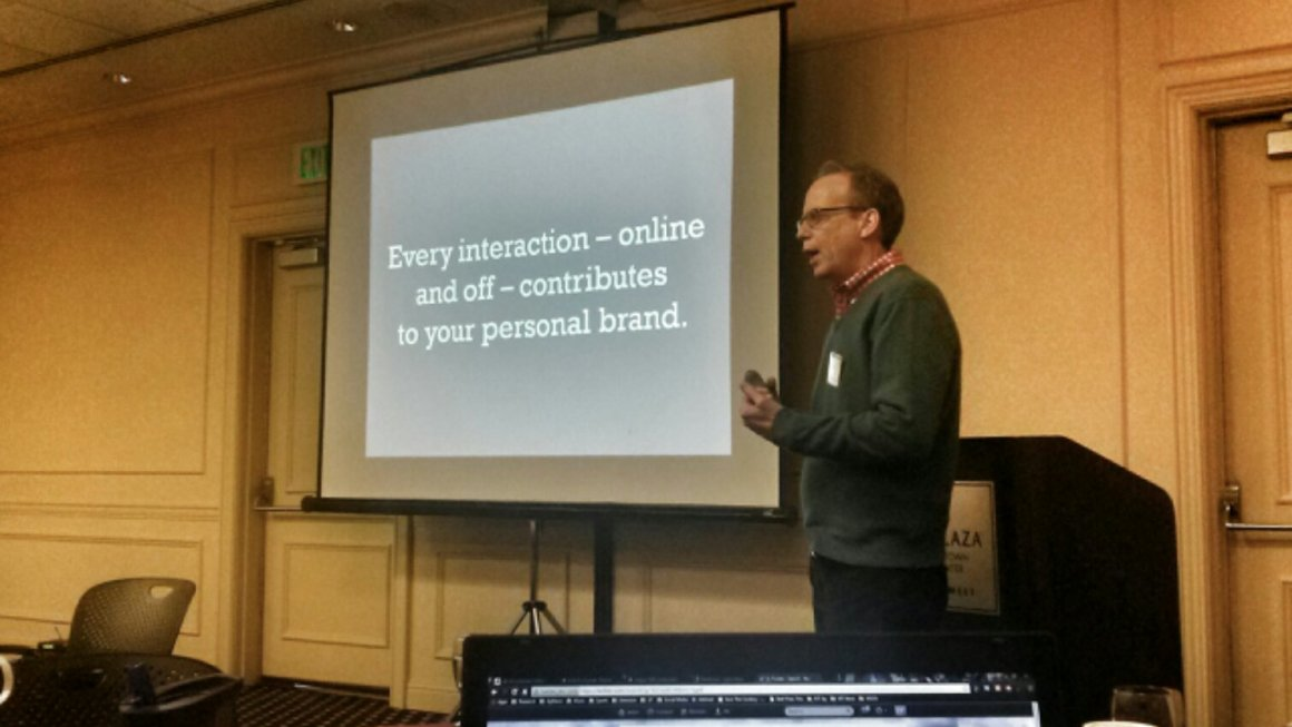 Wordless Wednesday: Your Personal Brand