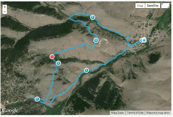 Pony Montana Map.Pony Montana Archives Beef Runner
