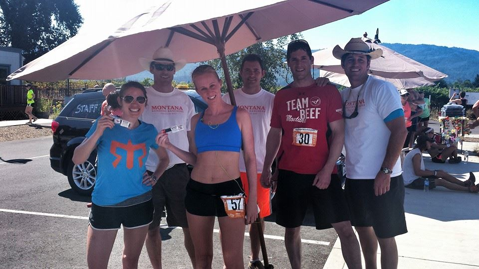 #TeamBeef at Ragnar Relay Napa Valley