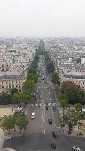 paris france traffic