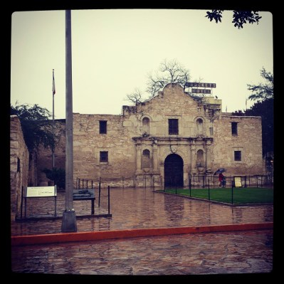 san antonio alamo historic landmark travel