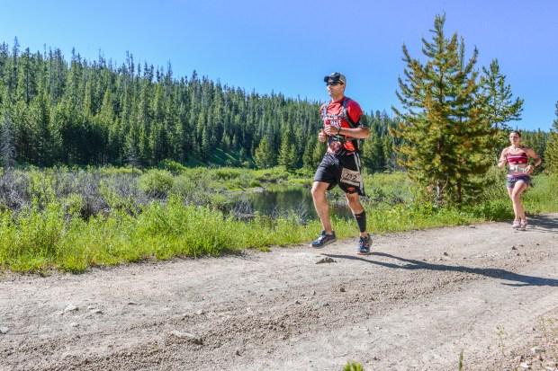 yellowstone half marathon course