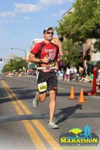 team beef running bozeman half marathon