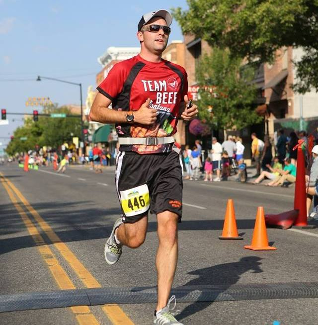 Running with Team Beef – 2015 accomplishments, 2016 goals