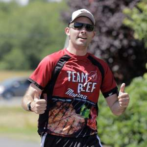 Ryan Goodman Team Beef Runner