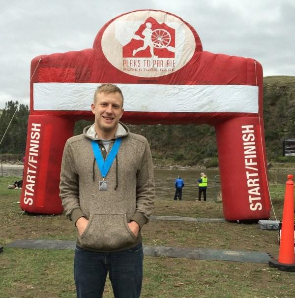 Montana Running Ranchers: Ian Morse, Spokane