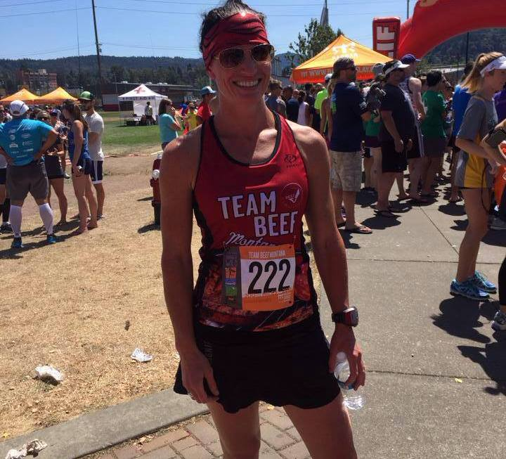 Montana Running Ranchers: Evelyn Halverson, Big Timber