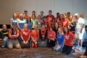 Marine Corps Marathon Team Beef