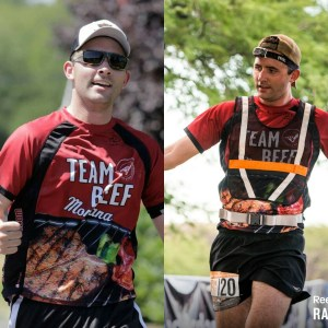 Transformation Tuesday - What a difference a few years of #running makes. 2015 Ragnar Northwest Passage vs 2016 Ragnar Hawaii. I had no clue what I was getting myself into joining the Montana Running Ranchers in 2014. I struggled to finish 5k distances with reasonable effort. 2015 I thought Half Marathons were the furthest I could ever run. This month I completed relay legs totaling 27 miles with a big grin and this week I will tackle my 3rd marathon of the year. What an awesome experience. Thank you #TeamBeef for inspiring me to challenge life and all my perceived limitations.