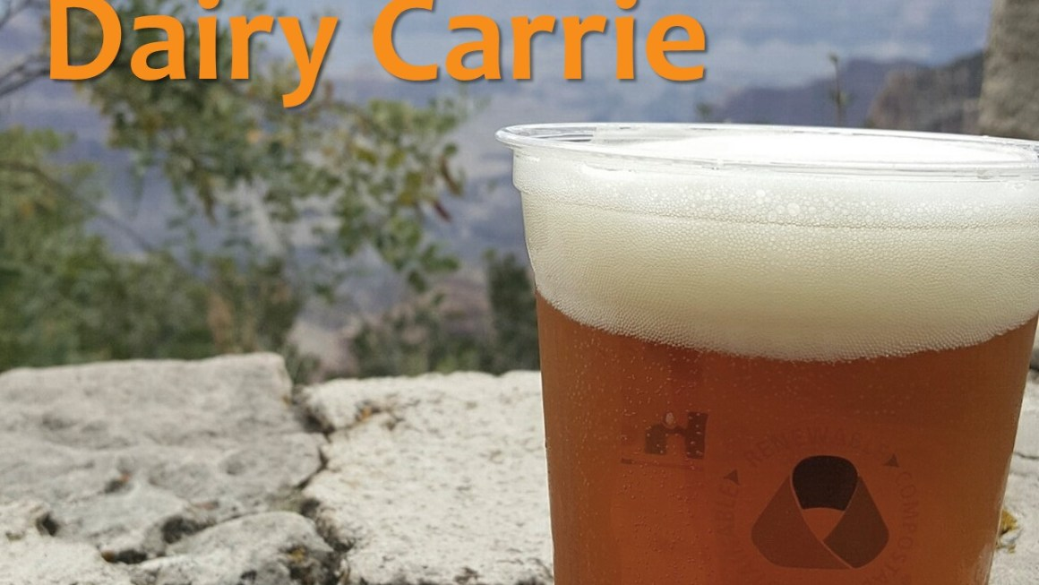 Introducing Over A Beer With Dairy Carrie | Podcast 020