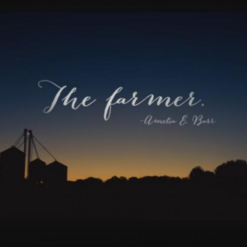 Land O'Lakes Pays Tribute With The Farmer by Amelia Barr