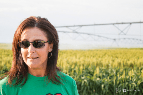 Farming In Nebraska with Deb Gangwish | Agriculture Proud Podcast 026