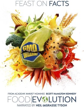 food evolution documentaries