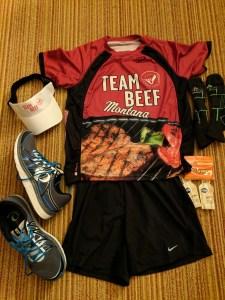 2017 Chicago Marathon Team Beef