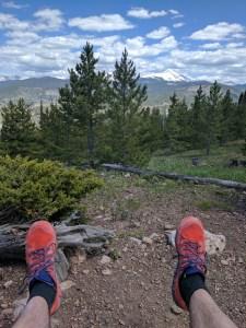 Trail Running Breckenridge Training