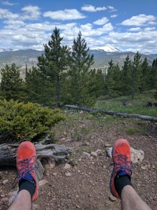 Trail Running Breckenridge Training