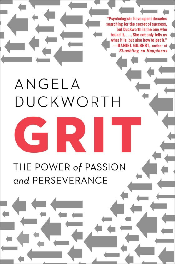 Grit: The Power of Passion and Perseverance audiobook