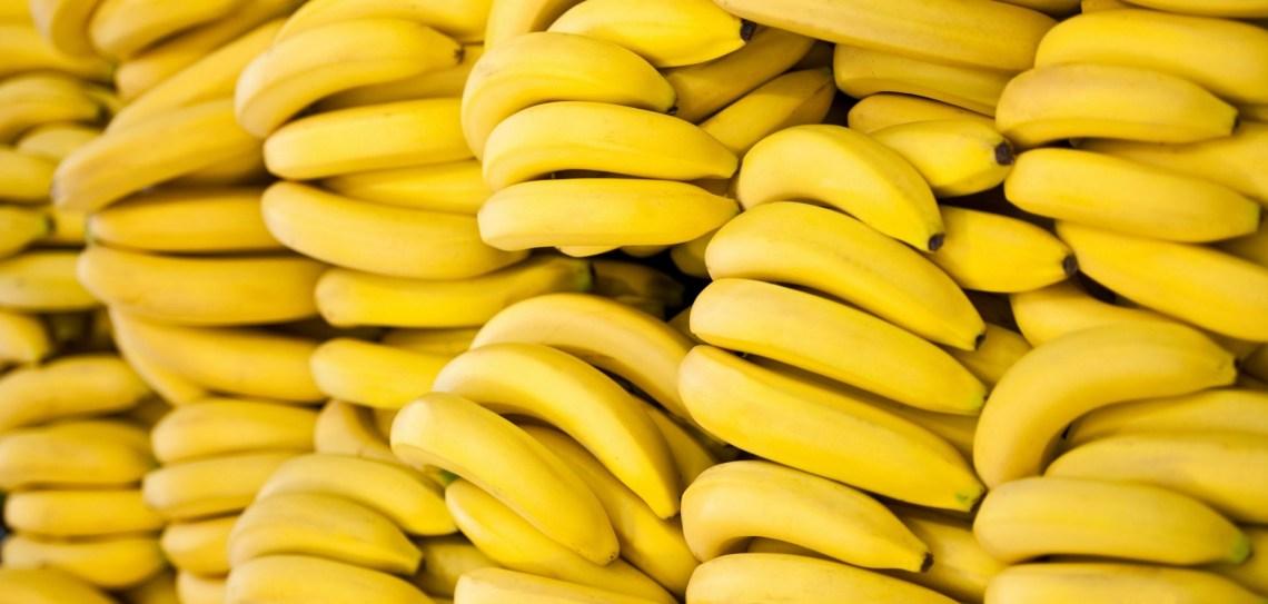running fuel bananas