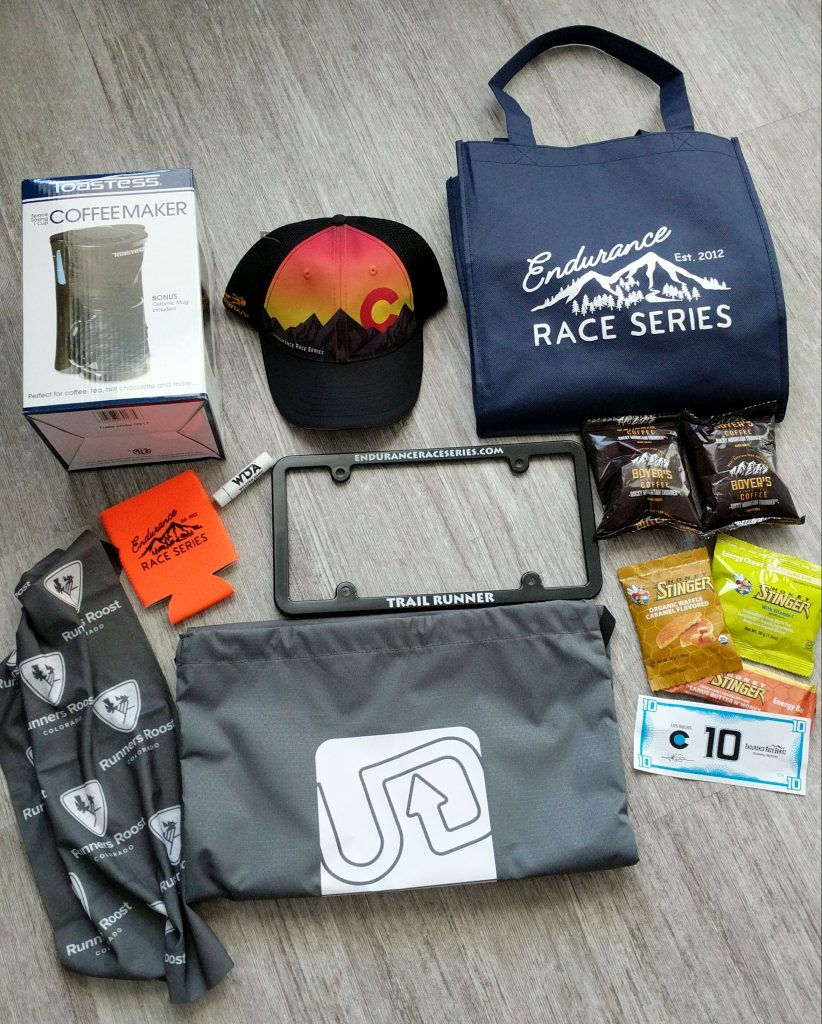 Endurance Race Series Season Pass swag