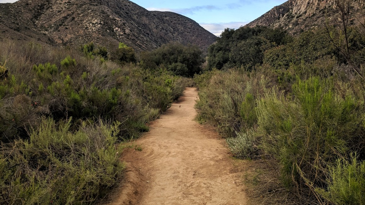 Mission Trails Regional Park in San Diego