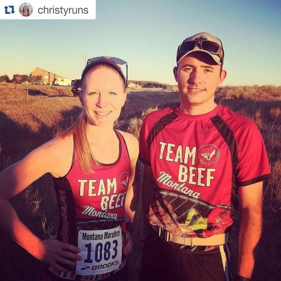 montana team beef running