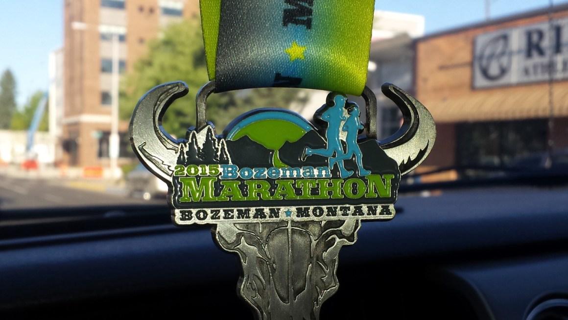 Running: 2 Bozeman 5ks in one day