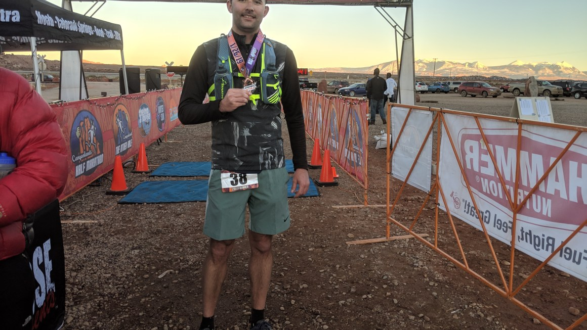 Arches Ultra 50k and 50 mile – Moab