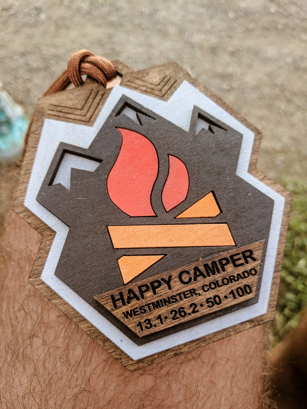 Happy Camper Fun Run 52-Mile Trail Race
