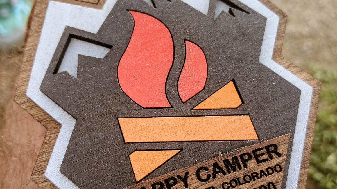 Happy Camper Fun Run 52-Mile Trail Race