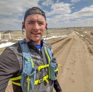 ryan running intervention dirt roads