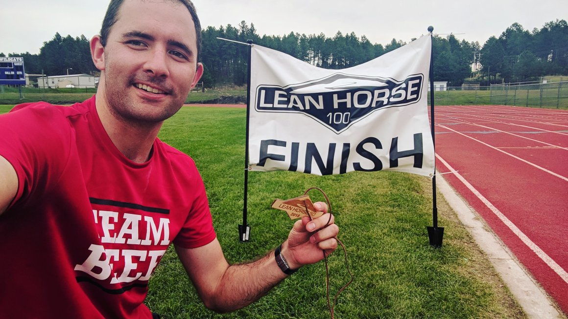 ryan running intervention podcast lean horse 100