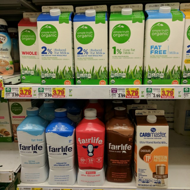 dairy options misleading food labels