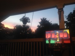 World Cup Win w/ a Sunset View