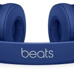 Beats EP headphones (blue)