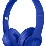 Beats Solo3 Wireless headphones (cobalt blue)